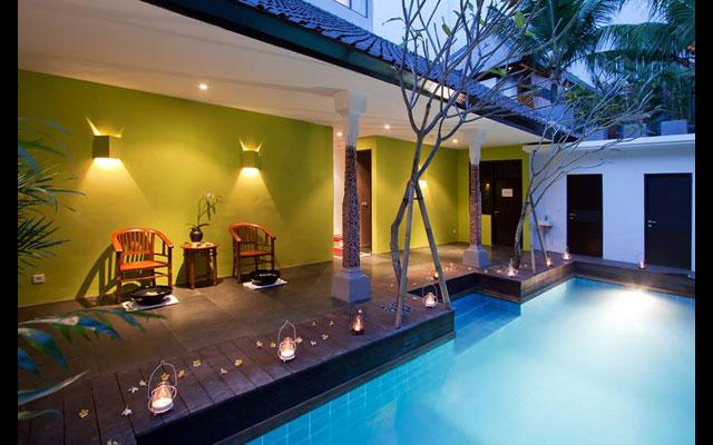 Spa Seminyak - L'Spa : foot wash
