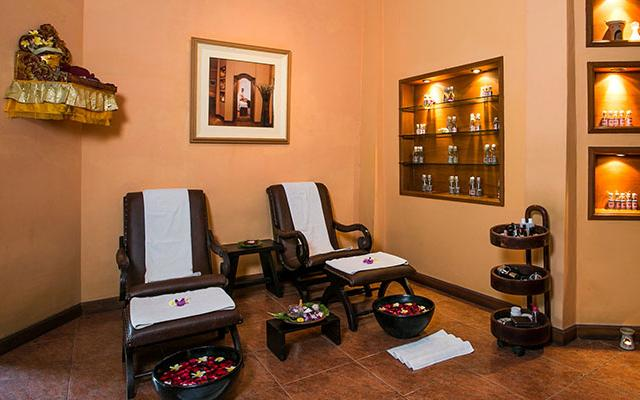 Lantana Spa - Parigata Resort Sanur - Foot Treatment Room