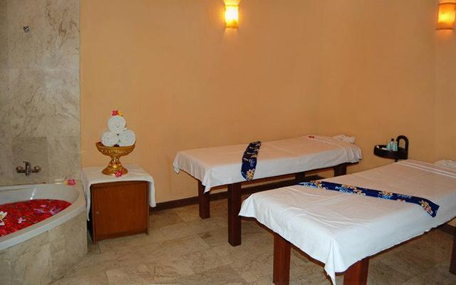 Lantana Spa - Parigata Resort Sanur - Spa Room