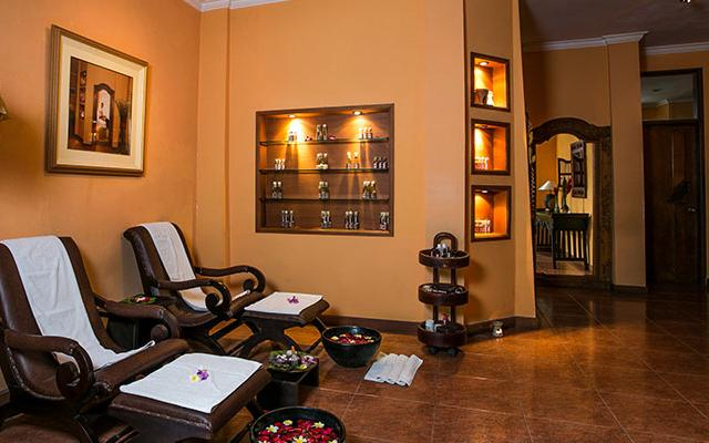 Parigata Resort Sanur - Lantana Spa - Pedicure Room