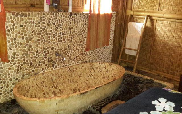 Ubud Spa - Lily Spa : Bath Tub