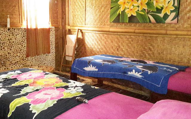 Ubud Spa - Lily Spa : Massage Room