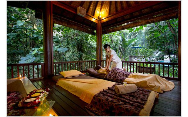 Spa Bali-Spa at Alam Ubud Villas-Massage