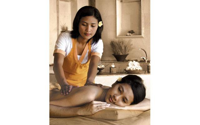 Spa Bali Lovina - Aneka Spa - Body Massage