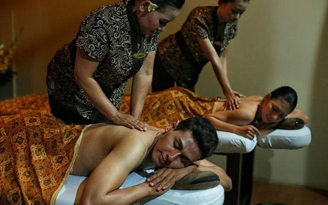 Spa Kuta - Everyday Spa : massage couple