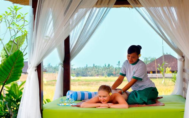Alam Puisi Spa - In Villa Treatment - Balinese Massage
