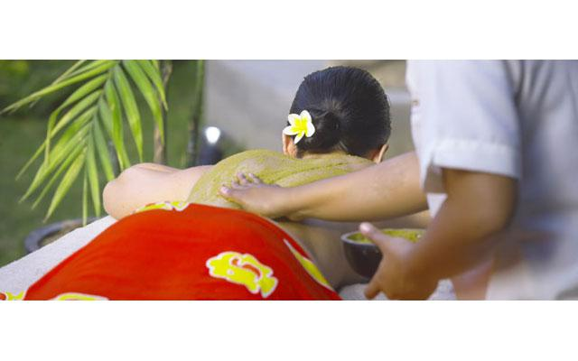 Siddartha Spa Karangasem-Massage
