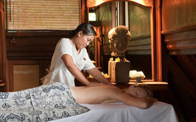 Warwick Spa Ubud - Body Massage