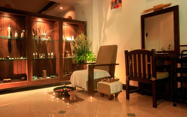 Maxi Spa Kuta - Foot Treatment Area
