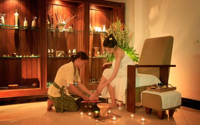 Maxi Spa Kuta - Foot Treatment