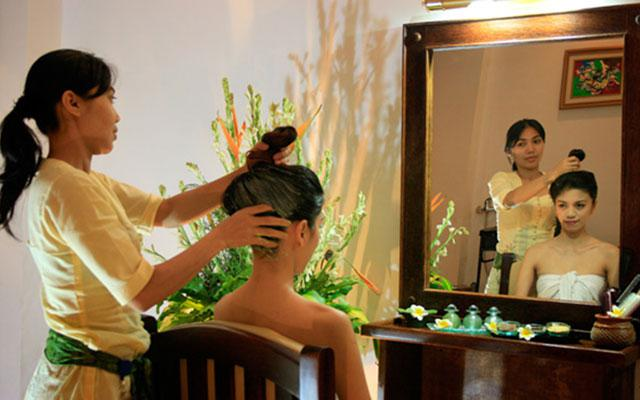 Maxi Spa Kuta - Hair Treatment