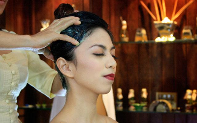 Maxi Spa Kuta - Head Massage