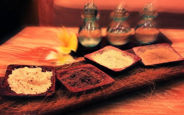 Ubud Spa - Midas Spa : Scurb
