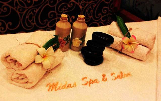 Ubud Spa - Midas Spa : Amenities