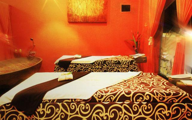 Ubud Spa - Midas Spa : Treatment room