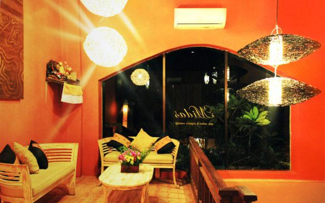 Ubud Spa - Midas Spa - Waiting Room