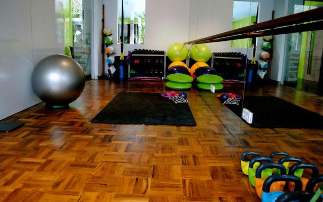 Seminyak Spa - Motion Fitnes Slim and Fit Retreat : slim fitnes room