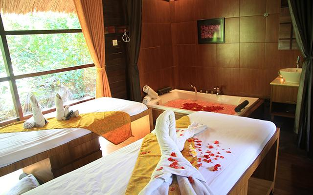 M Spa Bali - Your Transit Spa - Treatment Room