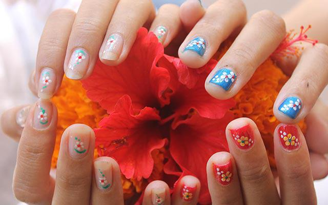 Candi Dasa Spa - Andre Spa :  Nail art