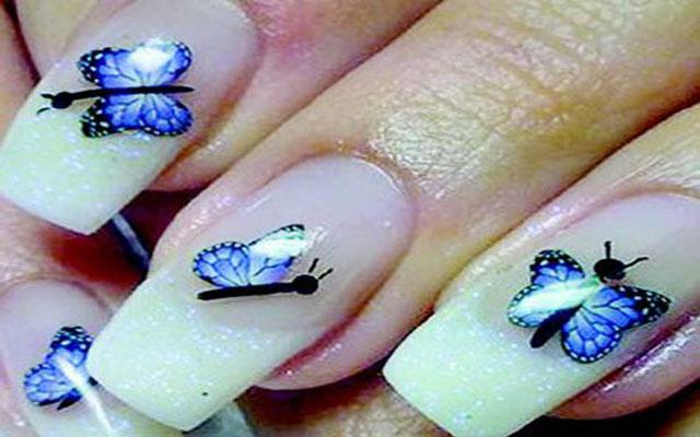 Spa Bali-Rembulan Beauty Salon & Spa Ubud, Bali-Nail Art