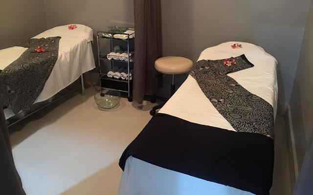 Nail Bar Bali Facial Room