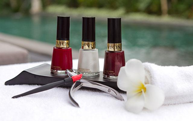 Seminyak Spa - The Lokha Spa - Nail Polish