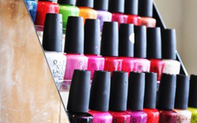 Spa Legian - Smart Salon & Day Spa : nail polish