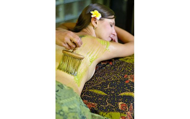 Natural Body Treatment - Jalanidi Spa - Kuta Paradiso Hotel