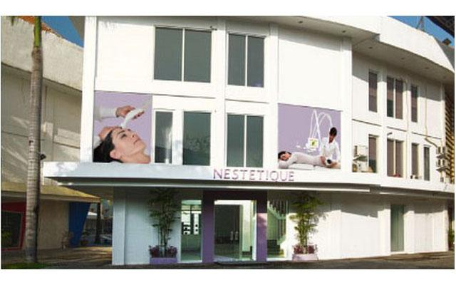 Kuta Spa - Nestetique Spa Bali : front view
