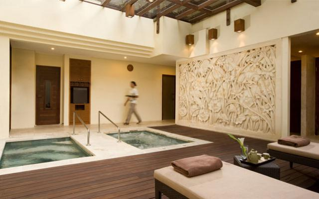 Spa Bali - Nusa Dua Spa : treatment room
