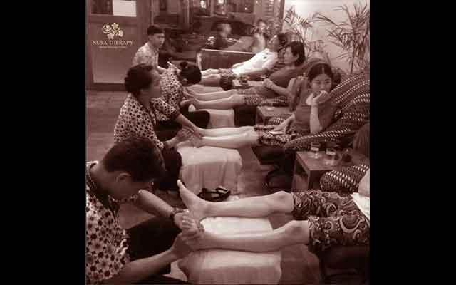 Nusa Therapy - Ubud Herbal Massage Center