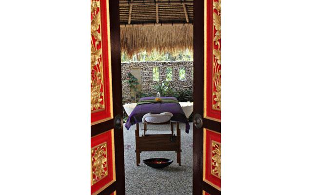 ubud Spa - Karsa Spa : Air Treatment Room