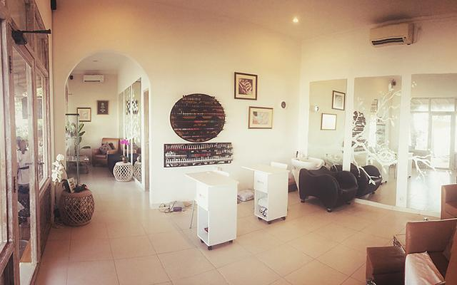 Pedicure Room The Nest Spa Sanur