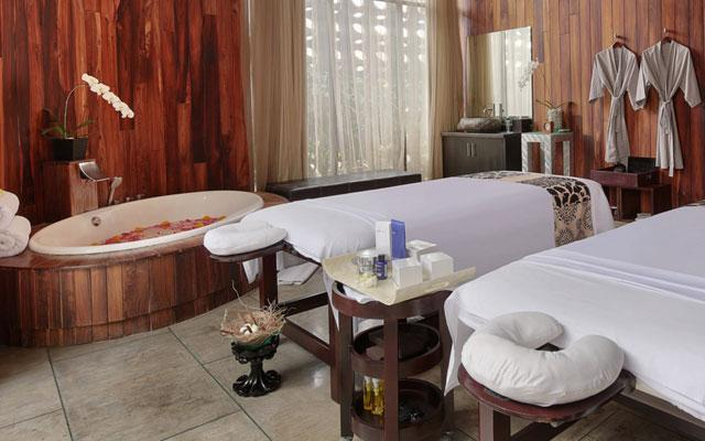 Spa at Peppers Seminyak - Massage for Couple