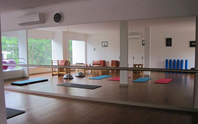 Yoga Studio - Royal Pilates Bali Renon