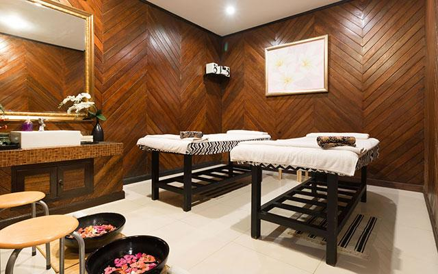 Pure Spa Aisis Villa Aromatherapy Couple Room
