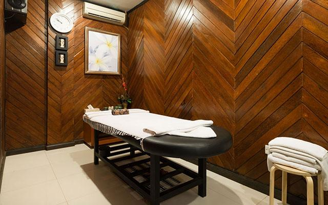 Pure Spa Aisis Villa Aromatherapy Single Room