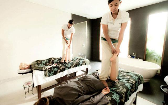 Spa Seminyak - Pure Spa : thai massage