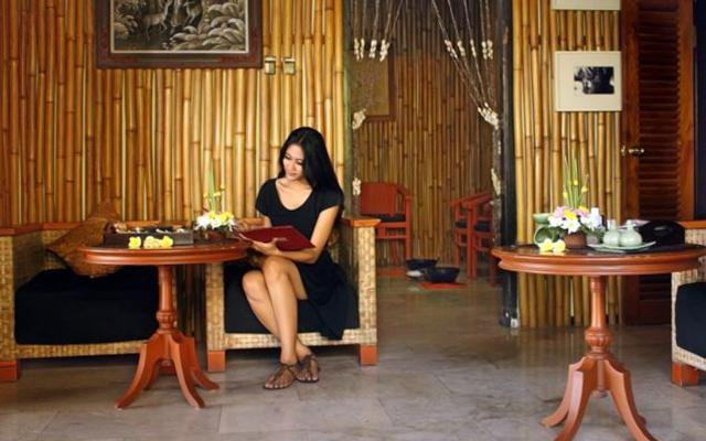 Puri Bunga Hotel Ubud - The Spa - Lounge