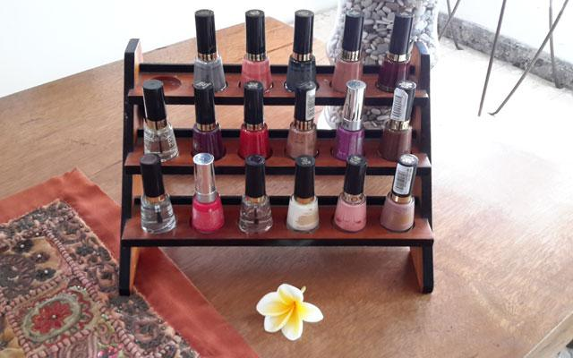 Sanur Spa - Puri Esthetic Spa : Nail Polish