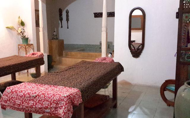Sanur Spa - Puri Esthetic Spa : Treatment Room