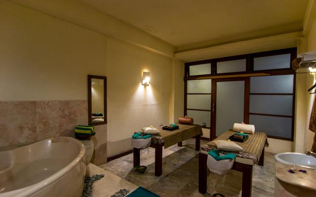 Champlung Sari Hotel Ubud - Purnama Spa - Treatment Room