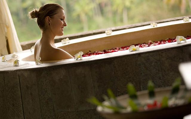 Ubud Spa with best view - Purnama Spa - The Payogan Resort