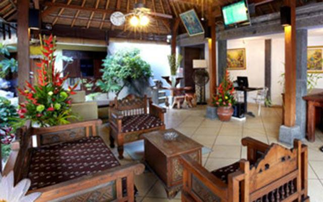 Spa Bali - Putu Bali Spa : reception desk