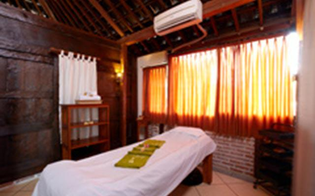 Spa Bali - Putu Bali Spa : treatment room