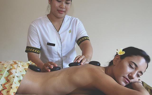 Sankara Ubud Resort - Radha Spa - Stone Massage