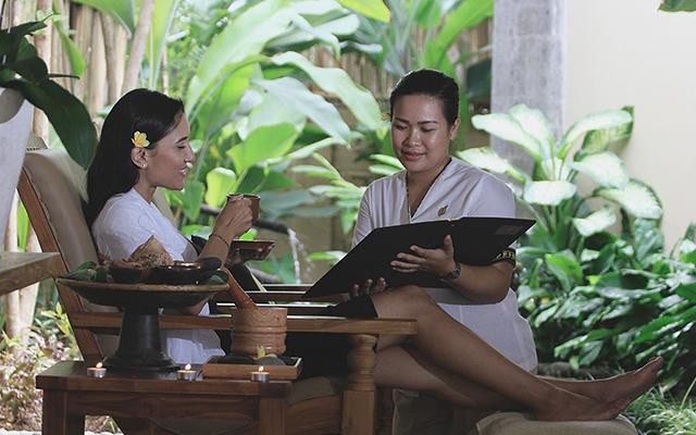 Sankara Ubud Resort - Radha Spa