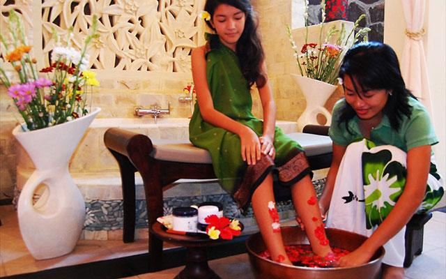 Rambutan Spa Foot Bath