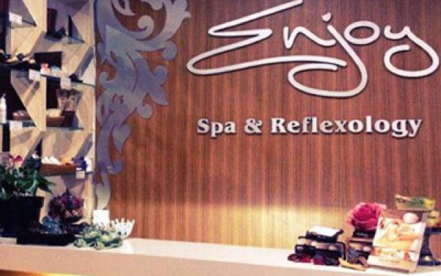 Spa Bali-Enjoy Spa & Reflexology Denpasar-Receptionist