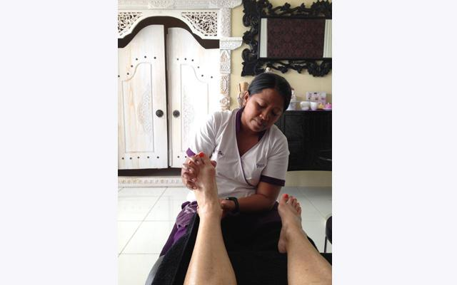 Spa Canggu - Your Time Spa : reflexology